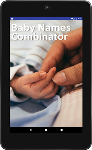 Baby Names Combinator Screenshots 13