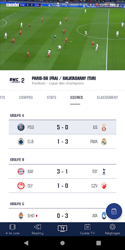 RMC Sport 7.0.3 screenshots 6