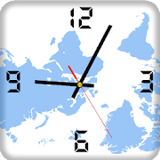 World Clock - Live Time & Date With Alarm Clock