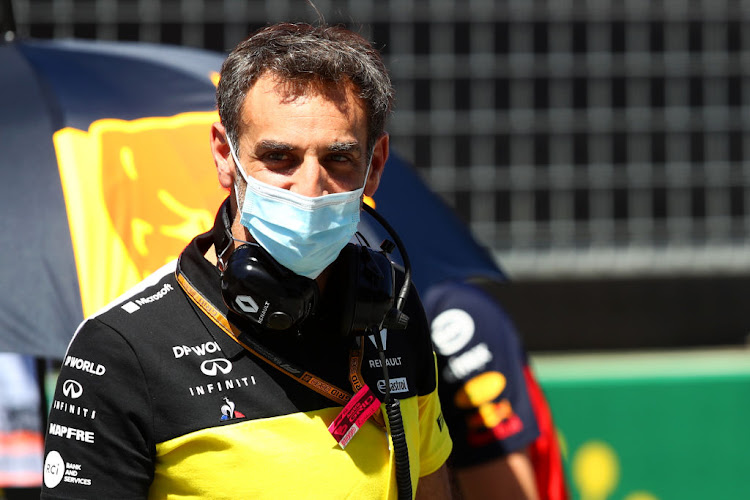 Renault Sport F1's MD Cyril Abiteboul says the French manufacturer will meet its obligations if Red Bull asks for an engine supply after Honda leaves Formula One at the end of 2021.