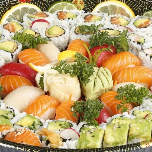 Maki & Sushi Tray