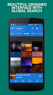 Music Player Mp3 Pro APK by AndroidRockers 3