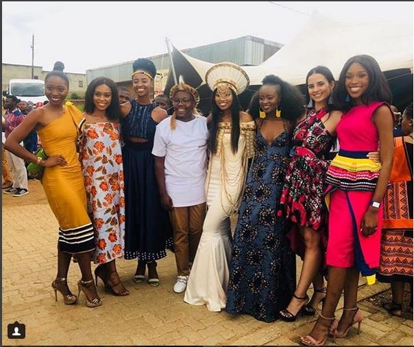 Khaya mthethwa wedding cakes