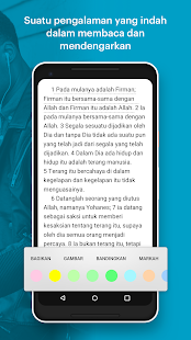 Alkitab- gambar mini screenshot