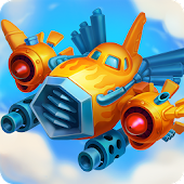 HAWK – Sky Wars. War Planes in an Epic Battle!