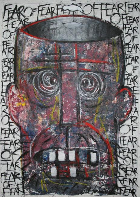 Warren Croce - Fear of Fear