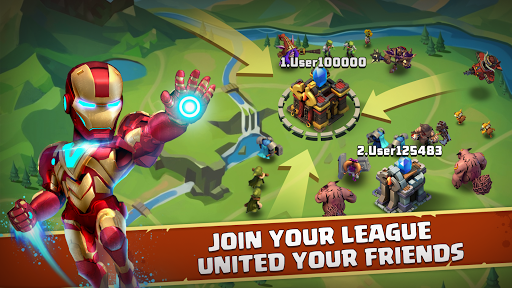 Heroes Rush: Clash Lords  code Triche 2