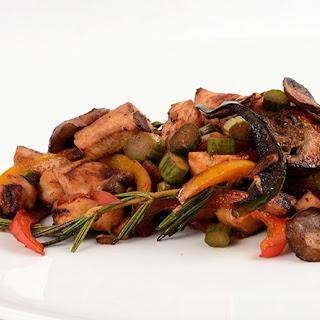 Chicken & Vegetable Medley