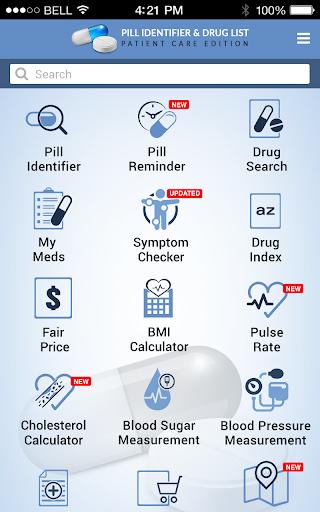 Pill Identifier and Drug list 4.2 screenshots 9