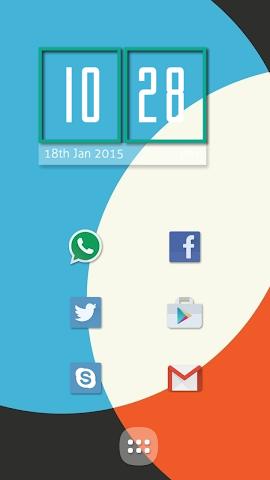 android Circular Color Screenshot 0