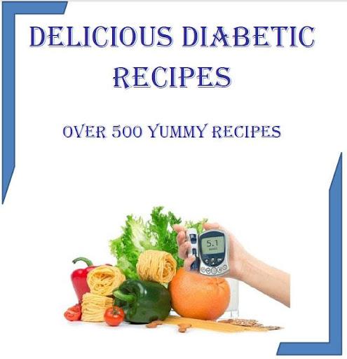 500 Best Diabetic Recipes