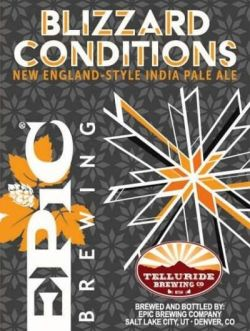 Logo of Epic/Telluride Blizzard Conditions