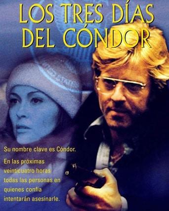Los tres días del Cóndor (1975, Sydney Pollack)
