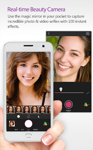 YouCam Perfect – Photo Editor PRO v5.20.4 [Ad-Free]