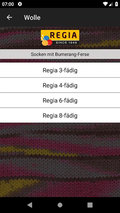 socken stricken größentabelle regia 4 fädig