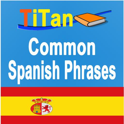 西班牙語交談短語 教育 App LOGO-APP開箱王