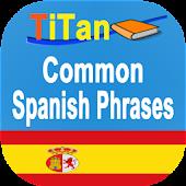 Spanish conversation phrases