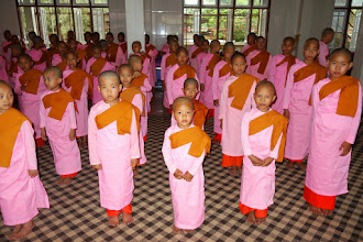 Photo: Children at the Nunnery