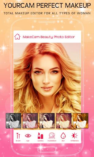 Face Makeup : Selfie Makeover & Makeup Camera Apk 1