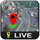 Live Navigation Maps & Street View Tracking
