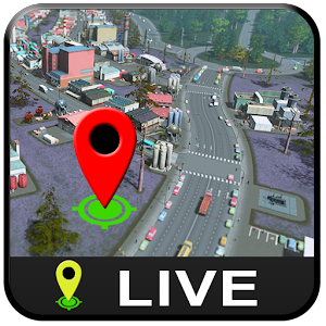 Live Navigation Maps & Street View Tracking for PC