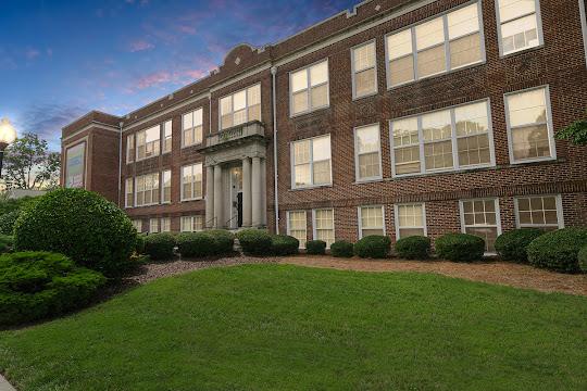 The School At Spring Garden Apartments Greensboro Nc