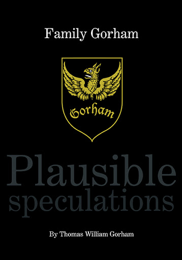 Family Gorham Plausible Speculations cover