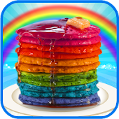DIY Rainbow Pancake Maker