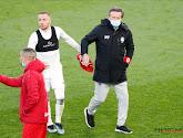 Frank Vercauteren was niet blij met de prestatie van zijn spelers