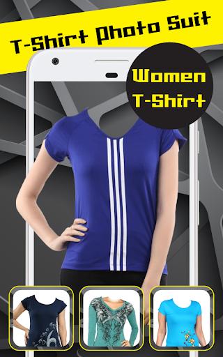 T Shirt Photo Suit screenshot 3