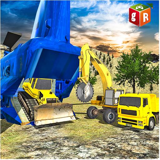 Heavy Equipment Transport Heli (game)