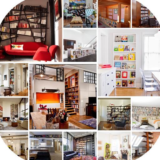 书架的设计思路 生活 App LOGO-APP試玩