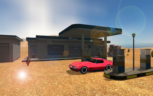 American Classic Car Simulator apktreat screenshots 1