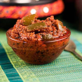 Aam Ka Achaar Recipe (Spicy Raw Mango Pickle)