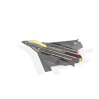 Flight aircraft carrier Type B (1/3200) full color model