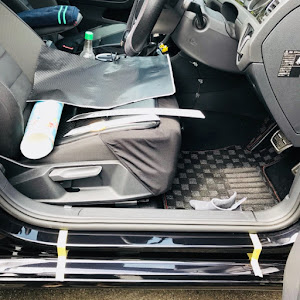 ゴルフ ヴァリアント ゴルフヴァリアント7のスカッフプレートのカスタム事例画像 VW 8000さんの2018年08月14日13:17の投稿