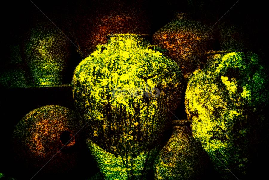 by Ferli DCruz - Artistic Objects Still Life