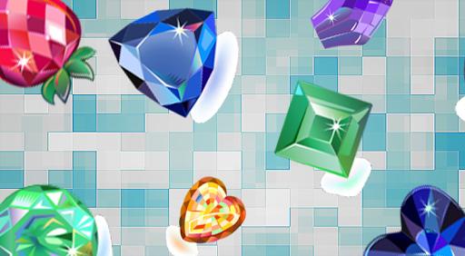 Memory Game Puzzle Diamond