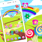 Colorful Candy Unity Theme