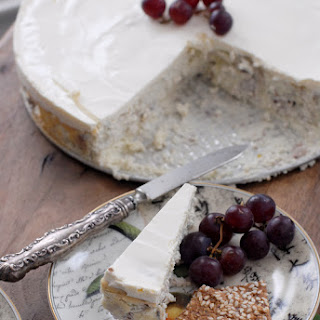Savory Blue Cheese Cake {appetizer}