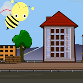 Flappy Bee Survival