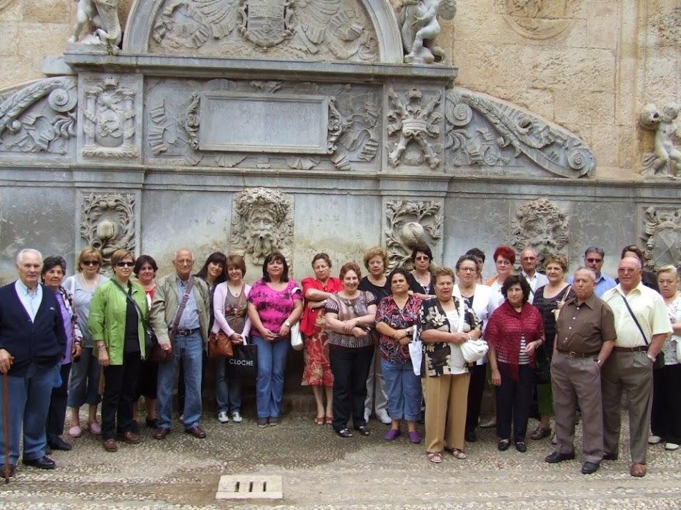 Abre la Galeria de las imágenes de la visita guiada a la Puerta de la Justicia