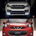 Car Bumper Modification icon