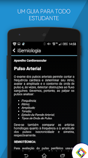 iSemiologia: Propedêutica - screenshot thumbnail