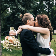 Wedding photographer Yuliya Belaya (ylia1983). Photo of 20.07.2017