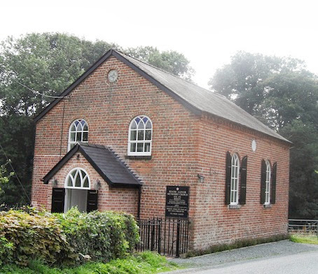 Festive services at Pentre Llifior Chapel