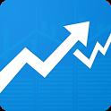 Ticker : Stocks Portfolio Mgr icon