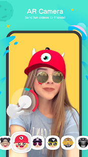 BOO! - Group Text & Video Chat Screenshot