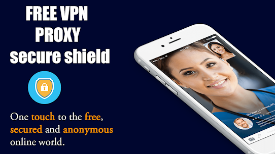 Free VPN Proxy: Secure Shield & Fast Hotspot  App Download For Android 7