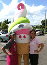 Photo: Face Painting to celebrate Menchie's grand opening!. By Paola from http://www.BestPartyPlanner.net